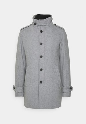 SLHNOAH COAT  - Mantel - grey melange