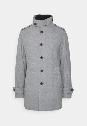 SLHNOAH COAT  - Klassinen takki - grey melange