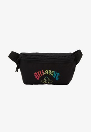 CACHE BUM BAG - Bum bag - black neon
