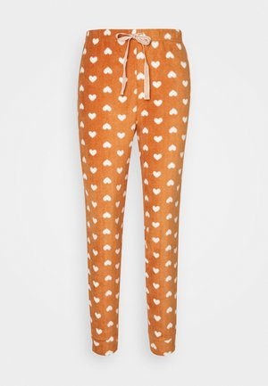 TROUSERS - Pyjama bottoms - brown