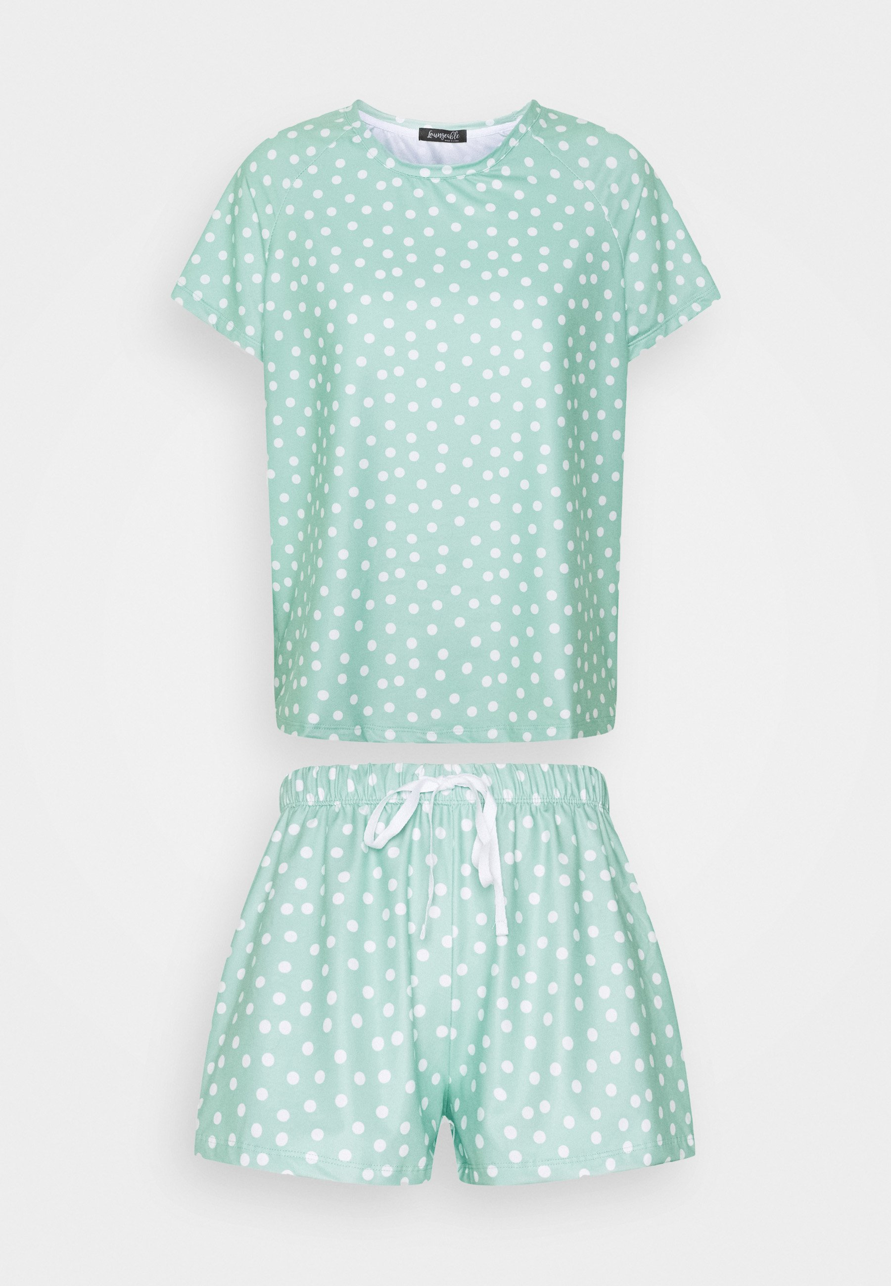 Femme SPOT T-SHIRT WITH SHORTS - Pyjama