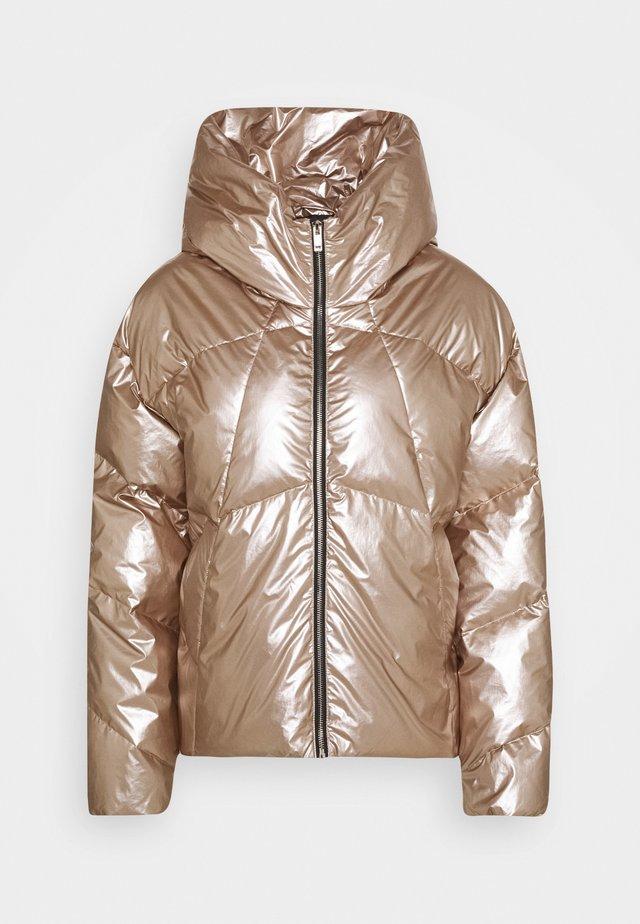 REPERTOIRE  - Gewatteerde jas - gold