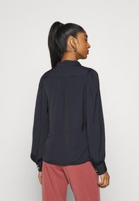 Morgan - OCHICHI - Button-down blouse - marine - 2