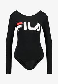 Fila - YULIA BODY - Long sleeved top - black - 3