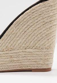Glamorous - Sandály na vysokém podpatku - black - 2