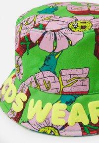 GCDS - BAD FLOWERS FISHERMAN HAT - Hat - multi-coloured - 3