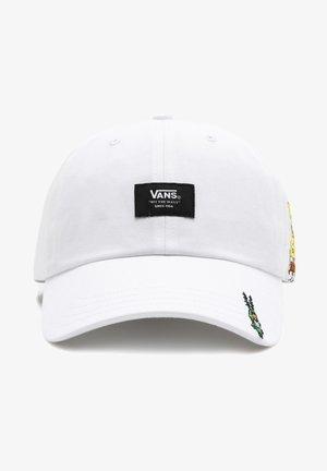 MN VANS X SPONGEBOB CURVED BILL JOCKEY - Cap - white
