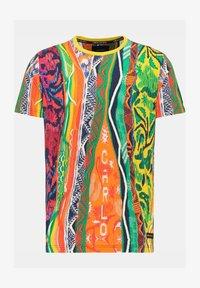 Carlo Colucci - Print T-shirt - multi-colored - 4