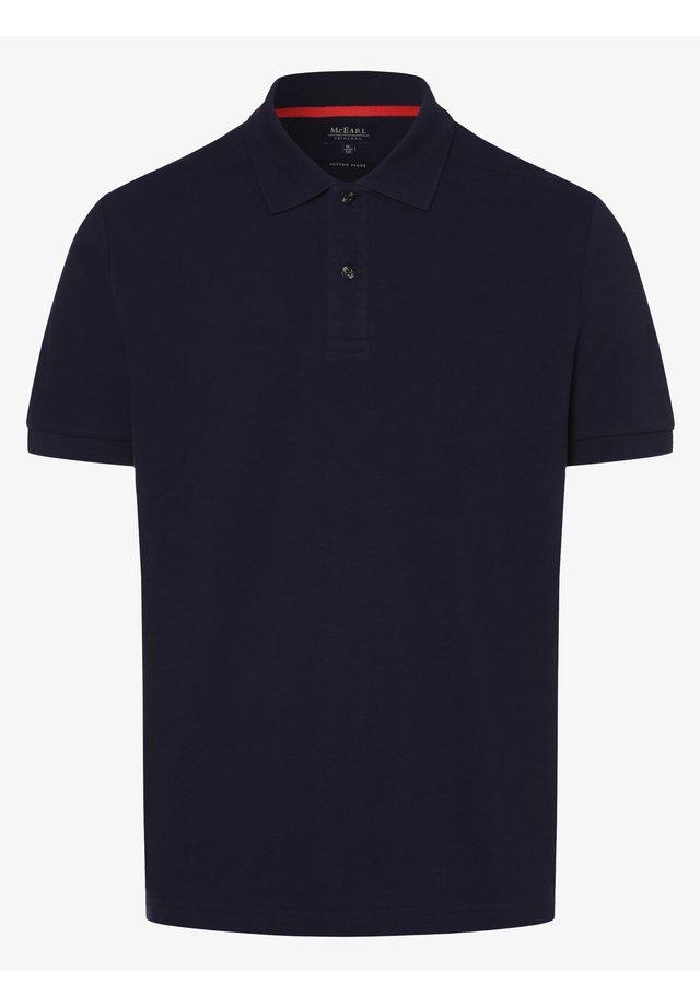 Polo shirt - dark stone