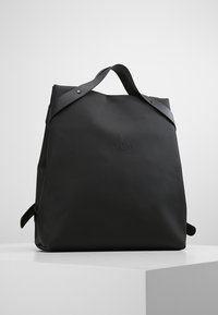 Rains - SHIFT BAG - Ryggsekk - black - 0
