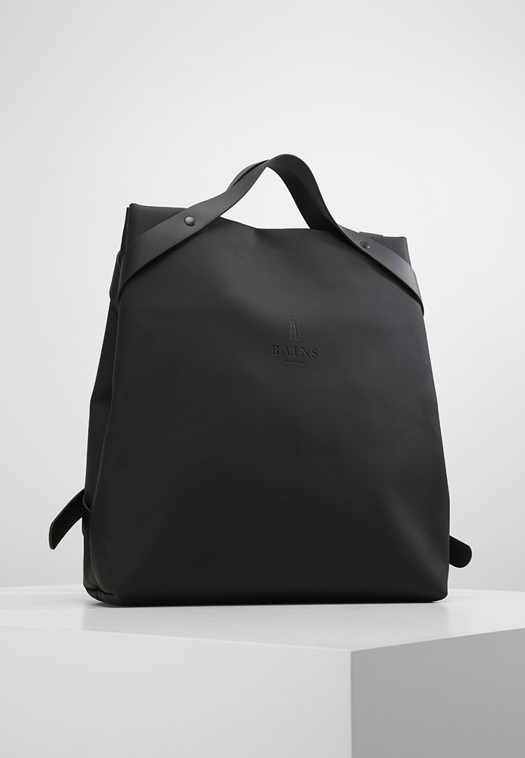 Rains - SHIFT BAG - Ryggsekk - black