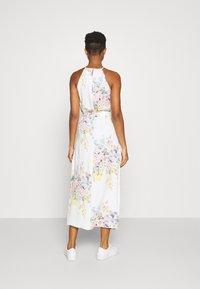 ONLY - ONLALMA LIFE LONG DRESS - Maxi dress - cloud dancer/summer botanic - 2