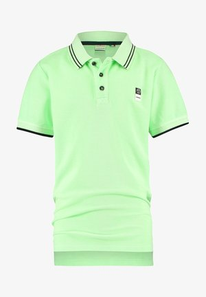Polo shirt - fresh neon green