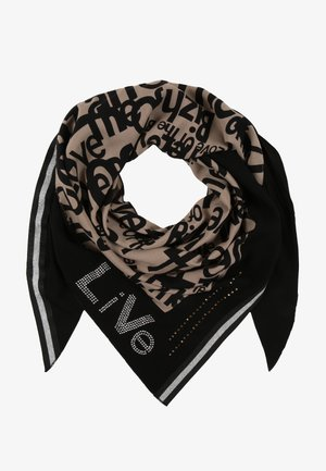 MIT ALLOVER MUSTER - Scarf - bast