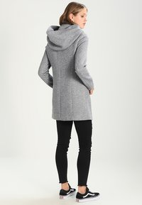 Vero Moda - VMVERODONA - Manteau court - light grey melange - 3