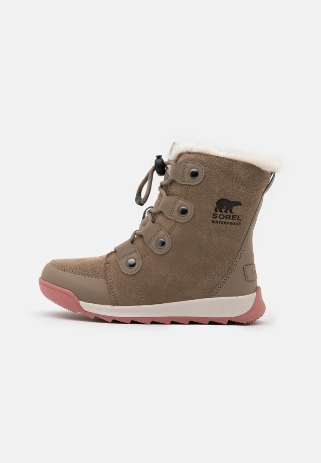 YOUTH WHITNEY II - Snowboots  - khaki