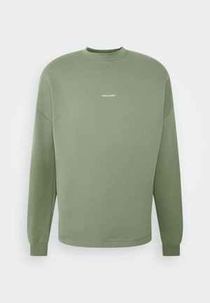 FLEA CREW - Sweatshirt - teal