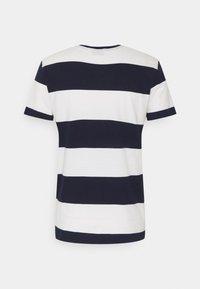 GANT - CREST - T-shirt med print - evening blue - 5