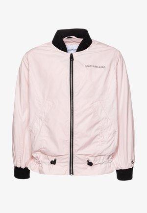 ESSENTIAL LIGHT  - Bomber Jacket - pink