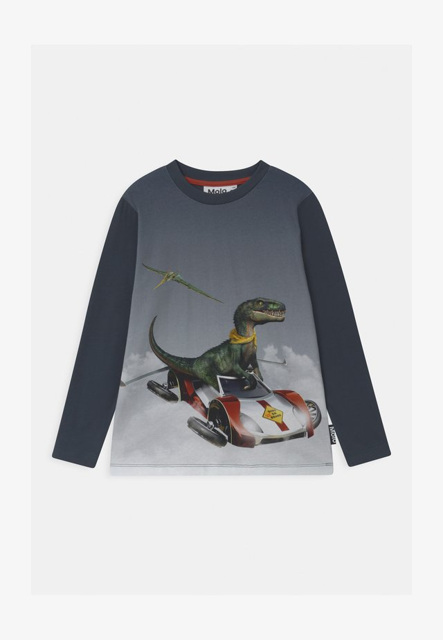 REIF - Langærmede T-shirts - black
