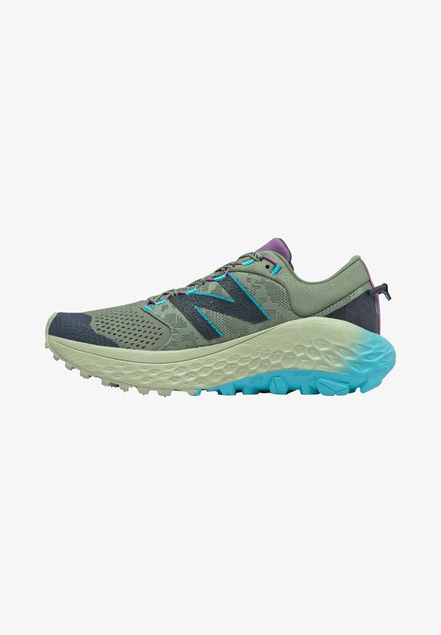Trail running shoes - green