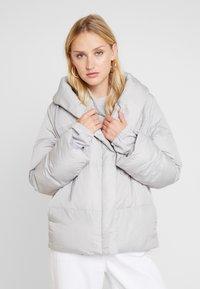 Opus - HAUNE - Light jacket - hazy fog melange - 0
