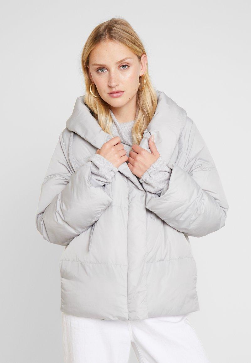 Opus - HAUNE - Light jacket - hazy fog melange