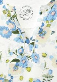 Cecil - Print T-shirt - weiß - 4