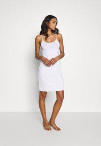 Marks & Spencer London - COOL SLIP - Noční košile - white - 1
