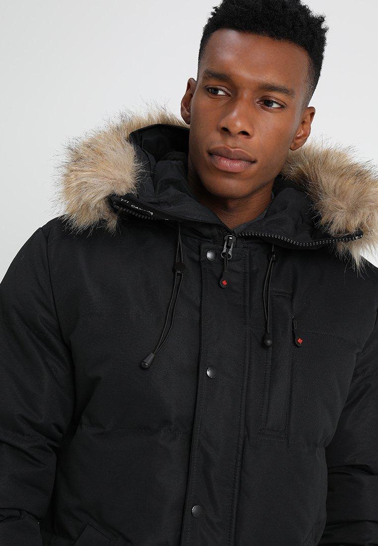 Alessandro Zavetti Oshawa - Vinterjakke Black/svart