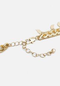 Pieces - PCKETTIA COMBI NECKLACE  - Necklace - gold-coloured - 1