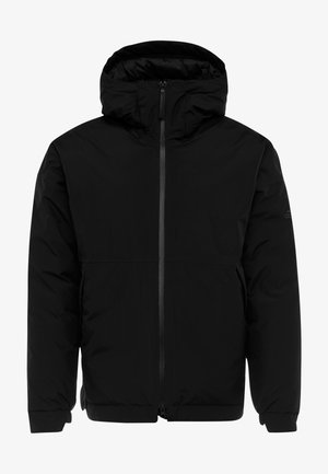 URBAN INSULATED RAIN JACKET - Impermeable - black