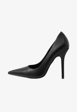 NEONA - Zapatos altos - black