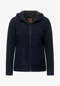 Cecil - Fleece jacket - blau - 3