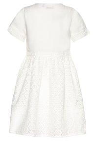 IKKS - Robe chemise - blanc cassé - 1