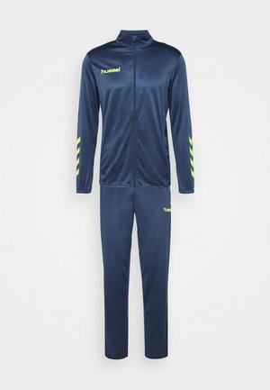PROMO SUIT - Tracksuit - dark denim