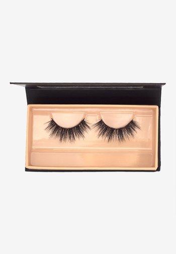 NAOMI JON X CHAOS - False eyelashes - black