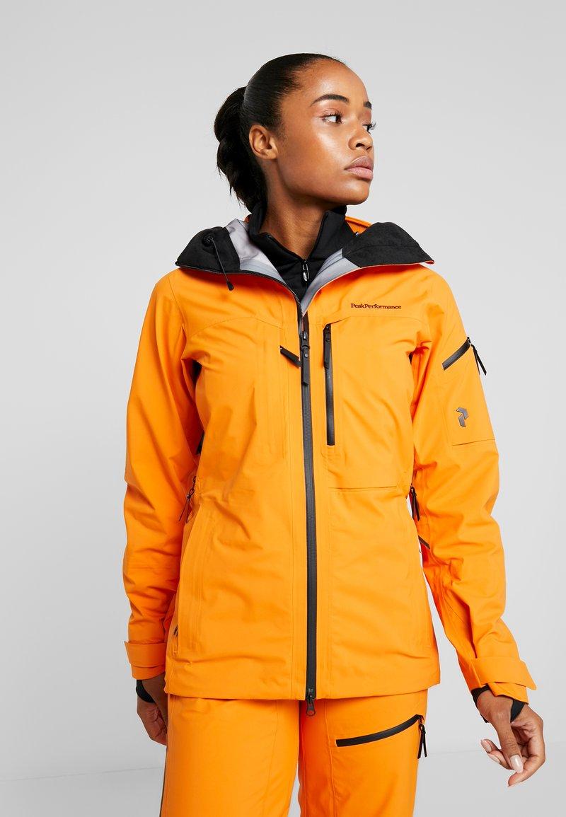 Peak Performance - ALP - Skijakke - orange