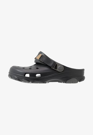 CLASSIC ALL TERRAIN CLOG - Zoccoli - black