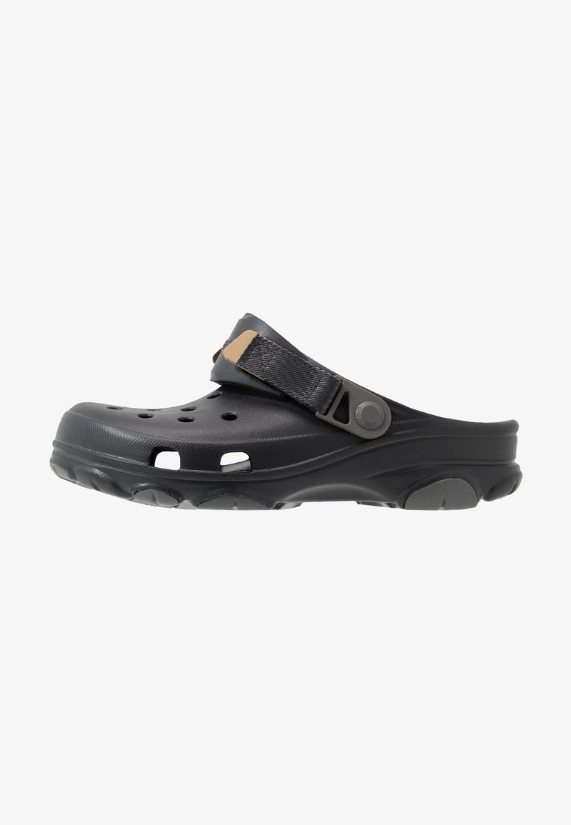 Crocs - CLASSIC ALL TERRAIN  - Zuecos - black