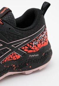 ASICS - FUJITRABUCO LYTE - Trail running shoes - graphite grey/black - 5