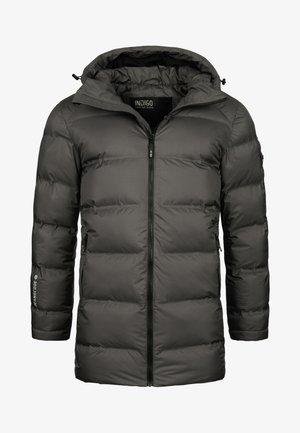 Winter coat - pewter