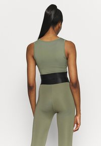 Even&Odd active - Top - olive - 2