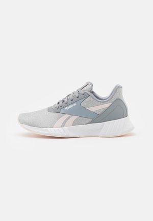 LITE PLUS 2.0 - Neutral running shoes - pure grey/pink