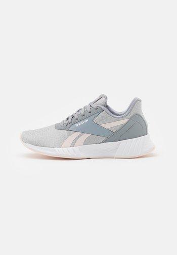 LITE PLUS 2.0 - Zapatillas de running neutras - pure grey/pink