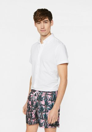 WE FASHION HEREN ZWEMBROEK MET DESSIN - Shorts da mare - all-over print