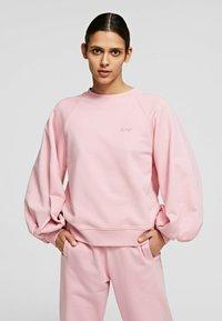 KARL LAGERFELD - Sweatshirt - pink - 0