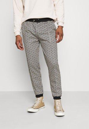 MONO JOGGER - Trousers - brown