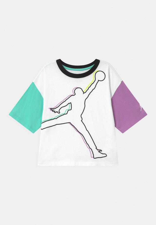 GIRLS  - T-shirt print - white