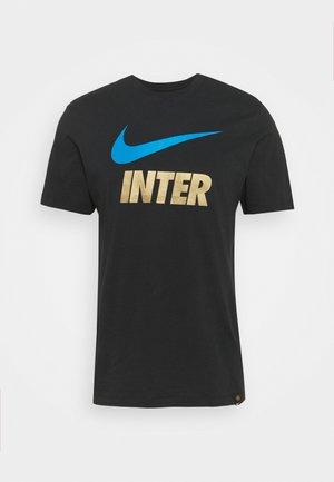 INTER MAILAND CLUB TEE - Squadra - black
